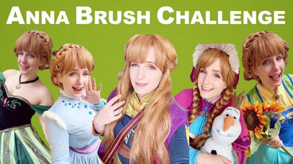 24.07.2020 – ANNA BRUSH CHALLENGE