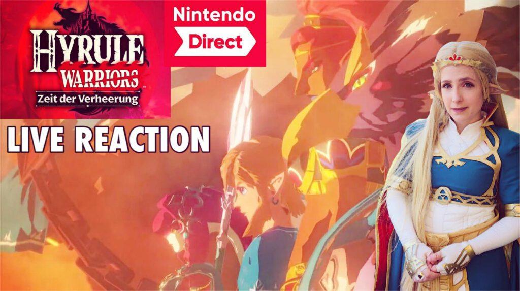 09.09.2020 – DANKE für 12.000 Abos auf Youtube // Nintendo SCHOCKT mich – LIVE REACTIONS