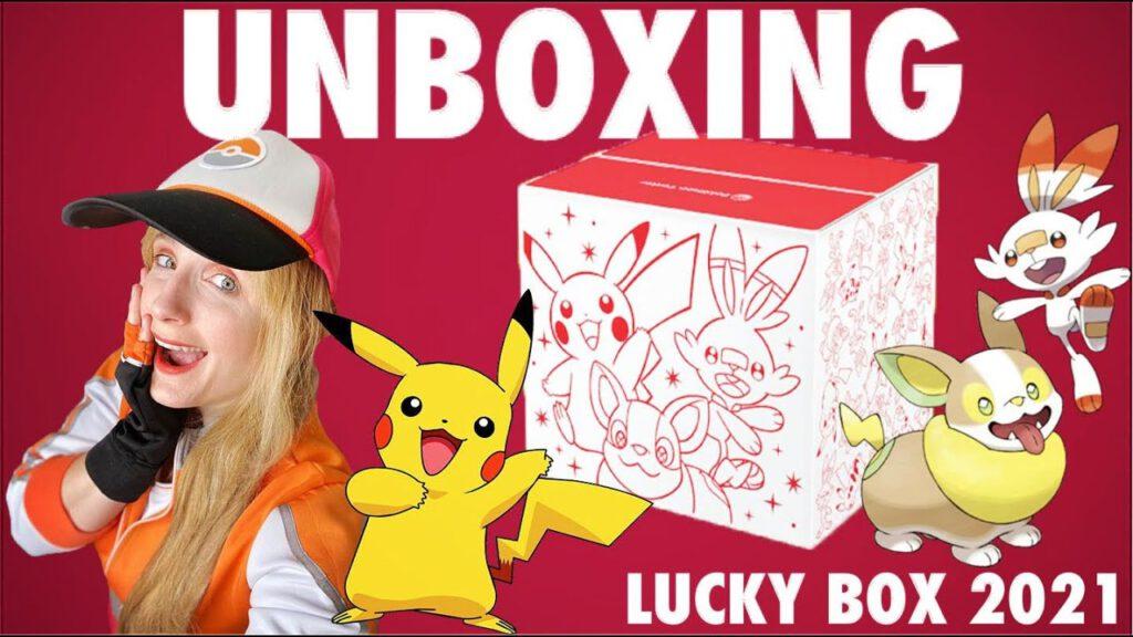 09.01.2021 – Die neue Lucky Box 2021 Pokémon Fukubukuro