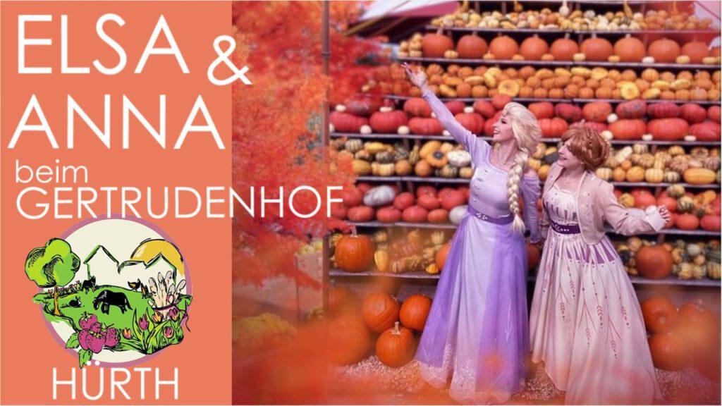 30.09.2021 – Elsa & Anna auf dem Gertrudenhof